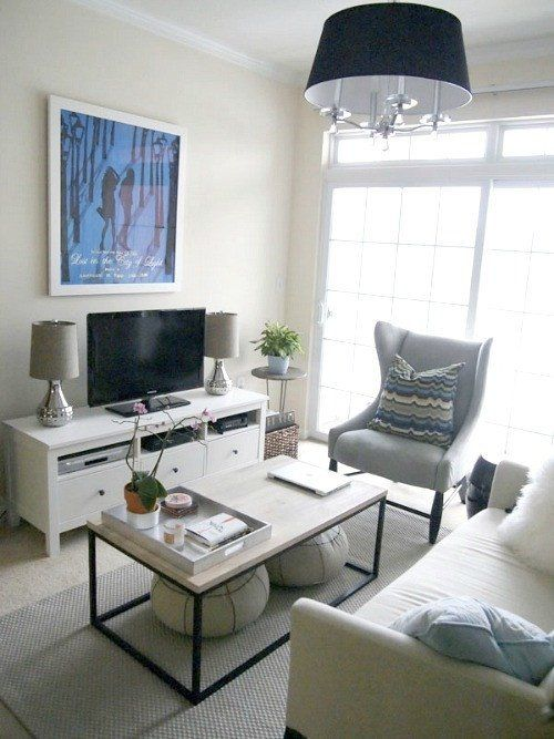 Small Living Room Solutions For Furniture Placement Living Room