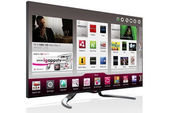 LG presentará dos nuevos modelos Google TV en CES 2013