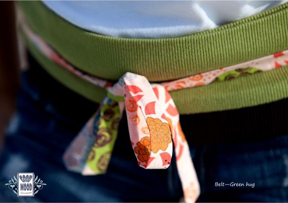 #moda #mulher #roupa #acessorios #presentes #portugal #cintos #faixas | Limited edition: only 20 made | Belt Green hug | Sizes: S/M