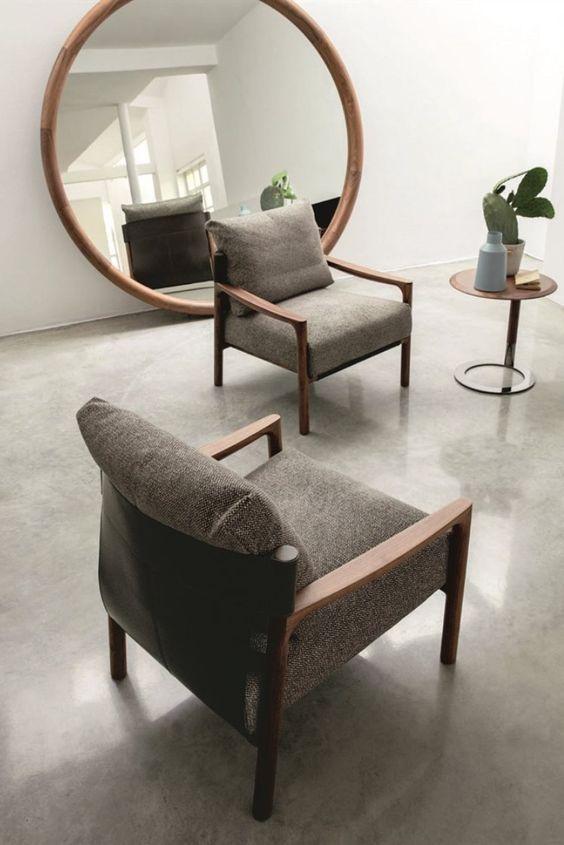 家具 ブランド ポラダ イタリア 木 クラシック エレガント アームチェア