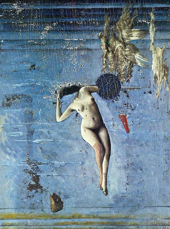 Pleiades, 1921 - by Max Ernst