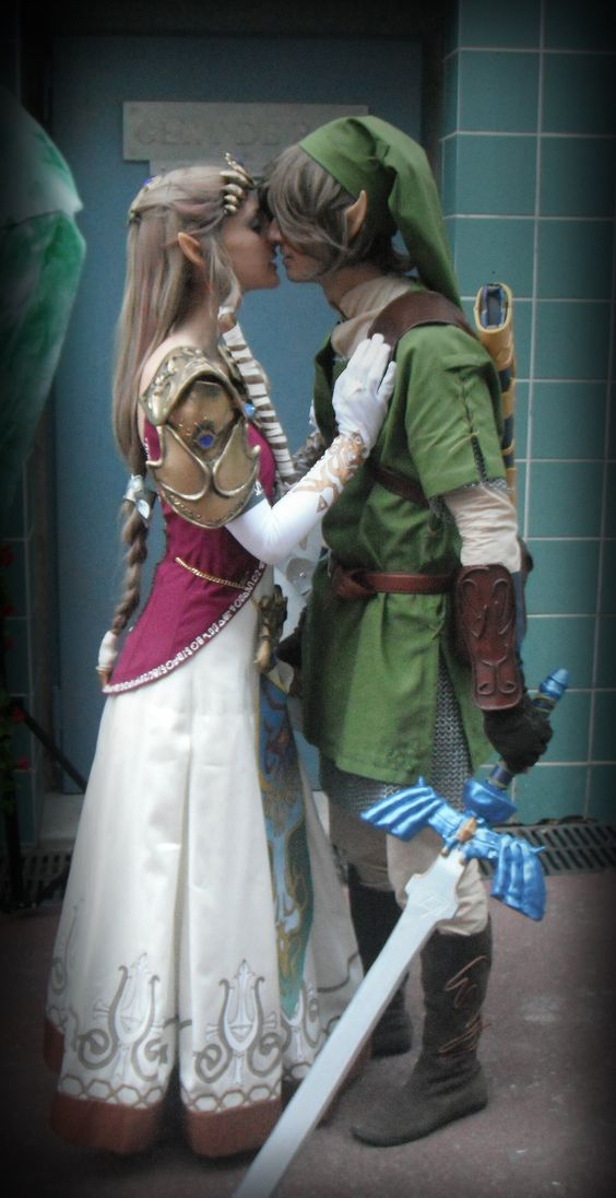 Cosplay couple:
