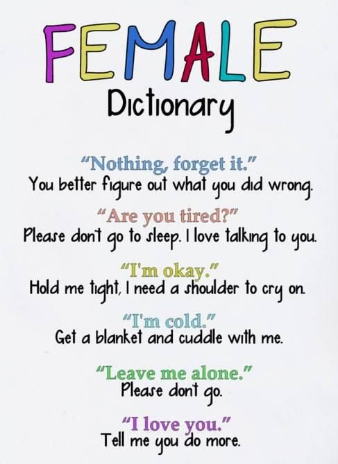 All Men should read and memorize! ; )