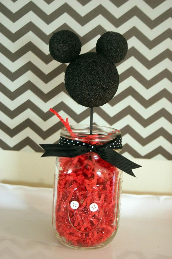 Vintage Mickey Mouse Party Planning Ideas Supplies Idea Disney Decor