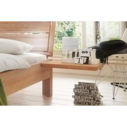 Nachttische Massivholz In 2020 Holz Nachttisch Massivholz Und Bettablage