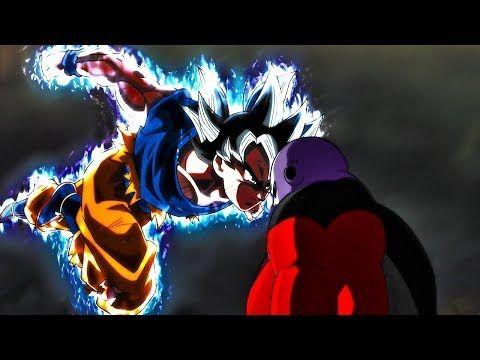 Dragon Ball Super Goku Vs Jiren Power Levels Hd