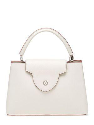 Louis Vuitton   Milk Capucines MM $5,000Gilt