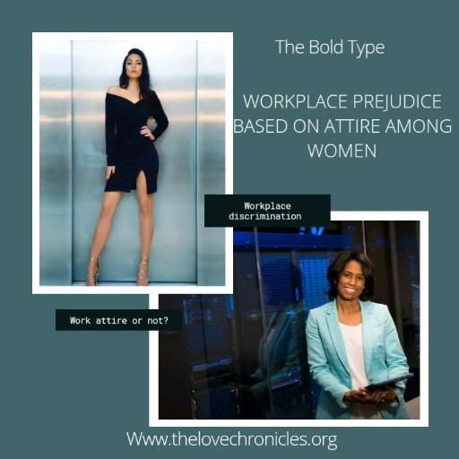 Self Empowerment Gained Through Workplace Attire Video Self Empowerment Workplace Work Discrimination