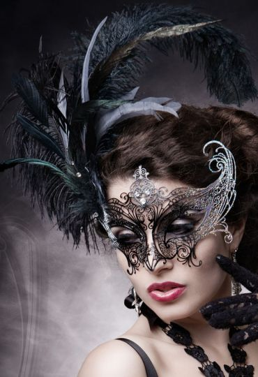€128,00 EUR; Vampire Courtesan Mask