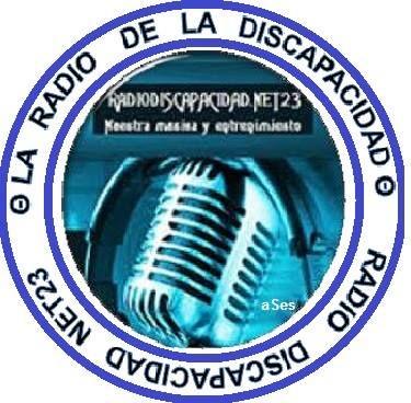 Logo Radio Discapacidad Net23/RadioDiscapacid