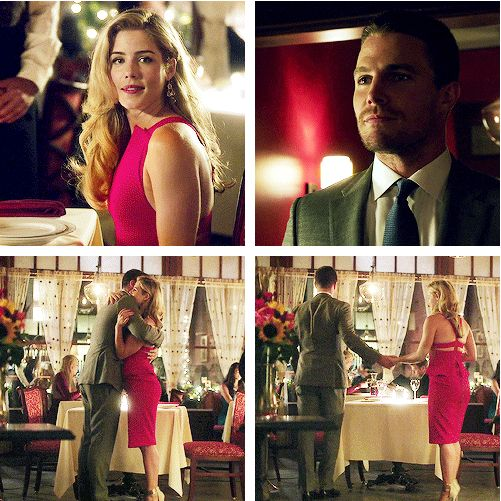 Oliver & Felicity #Arrow #Olicity #TheCalm