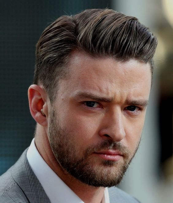 Mens Hairstyles Round Face Ideas