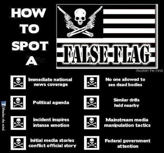 false-flag: