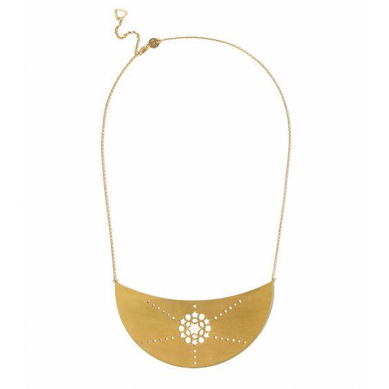 Amazon Necklace gold | IVY & LIV