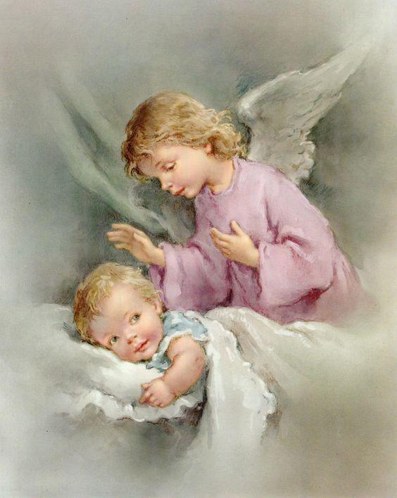 Oración al Ángel de la Guarda para los niños 0b18925b58792e972be280a9c34a0232