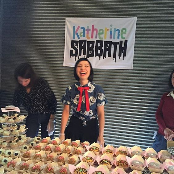 Sugar! #baconfestival2015 #mojo by stephenmahy