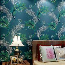 Papel de parede vintage chinesischen tapeten schlafzimmer ...