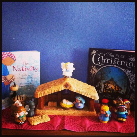 Nativity by Fisher Price. Perfect toddler gift.