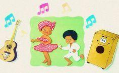 dia de la cancion criolla para niños - Buscar con Google