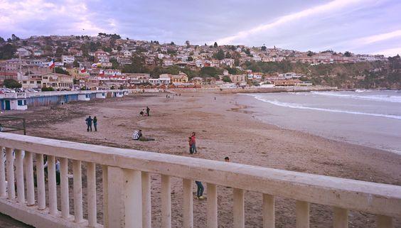https://flic.kr/p/y25J7U | Cartagena003 | Playa Chica, Cartagena, Valparaíso, Chile.