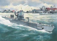 U-Boat Type IIB (1939) - German Submarine: