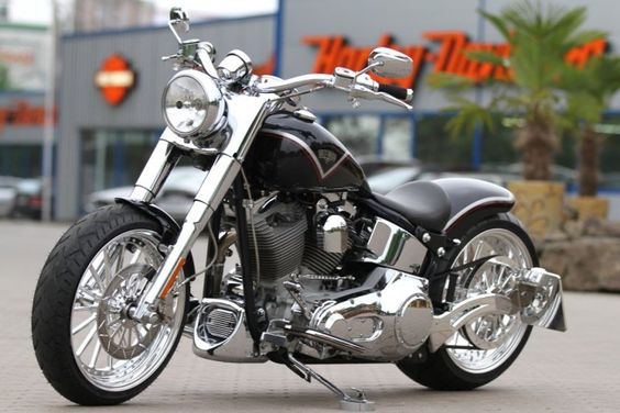 Softail SpokeBoy - Thunderbike