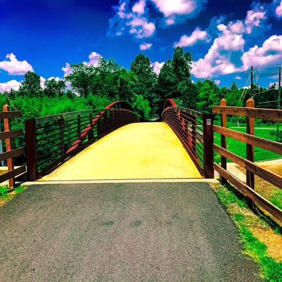 Download Free Photo - Bridge on the Silver Comet - Bike Trail Free and Public Domain Stock Photo Download