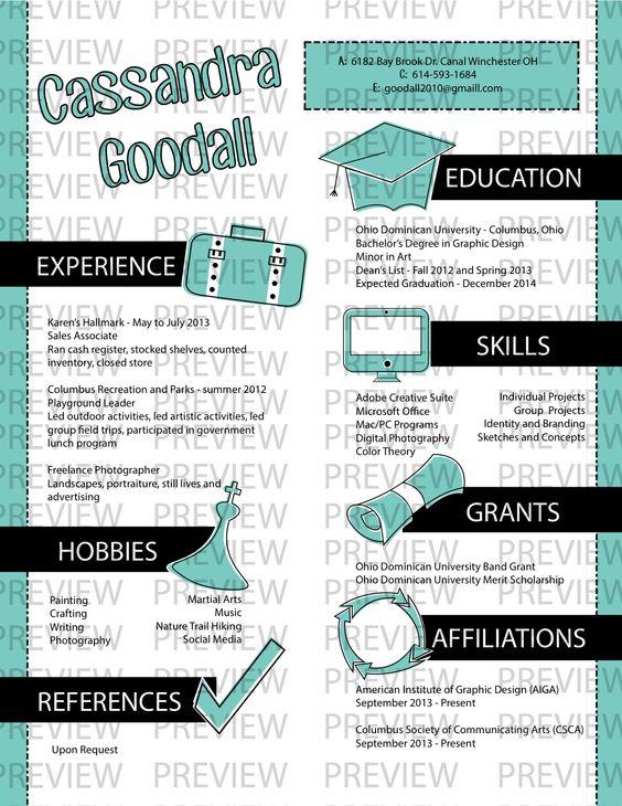 my resume!!!