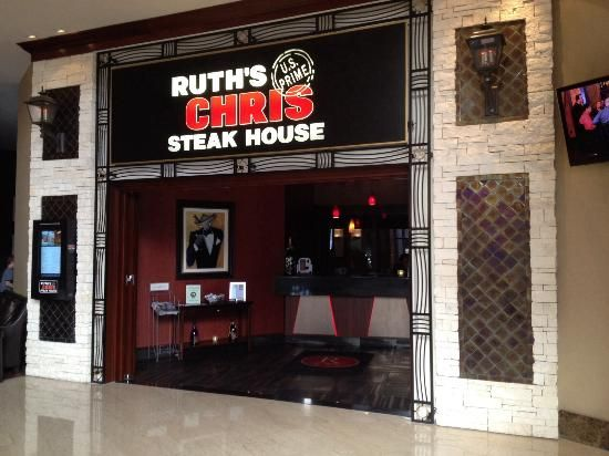 Ruth Chris Steakhouse St Louis S Downtown Missouri Restaurants Pinterest Cowboy Ribeye Saints And
