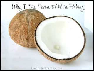 Here's why I use coconut oil in my baking.