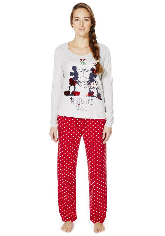 clothing at tesco disney minnie mouse pyjamas