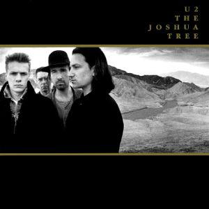 El 9 de Marzo de 1987, el Grupo de Rock Irlandés U2, publica el álbum ' The Joshua Tree ', siendo este su séptimo trabajo el que incluye los singles ' With ...