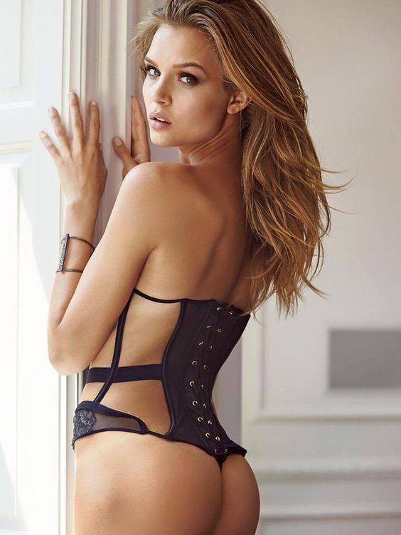 Josephine Skriver for VS Victoria's Secret 2015