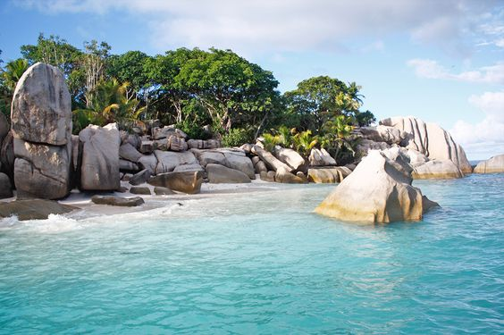 Seychellen, Coco Island