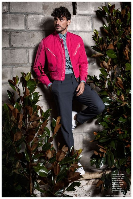 Mens Fashion Editorial