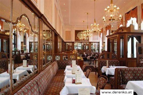 Café Mozart, Vienna | Gluten-Free Austria | Pinterest | Cafes