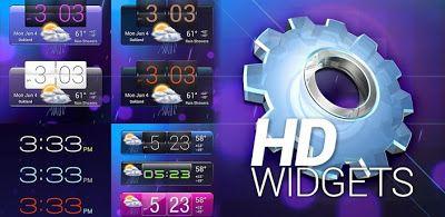 HD Widgets v3.9 APK Free Download - APK Stall