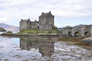 Scotland - I've been here!