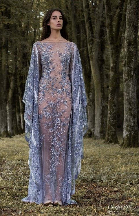 Paolo Sebastian Couture Autumn/Winter 2016 2017 Collection