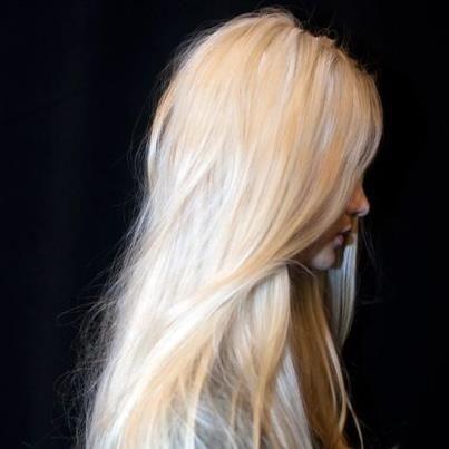 New York Fashion Week S/S 2013 BCBG - BCBGMAXAZRIA hair by Bb.Editorial Stylist Laurent Philippon #fashionweek #hair #bumble #bcbg #fashion