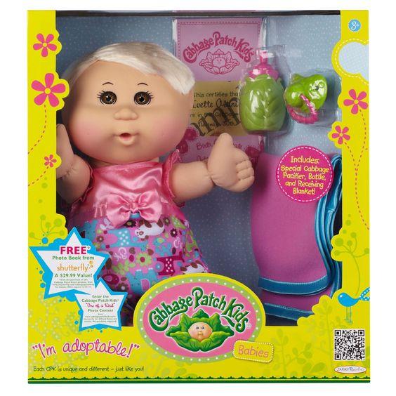 24 99 Jakks Pacific Cabbage Patch Ba Dolls