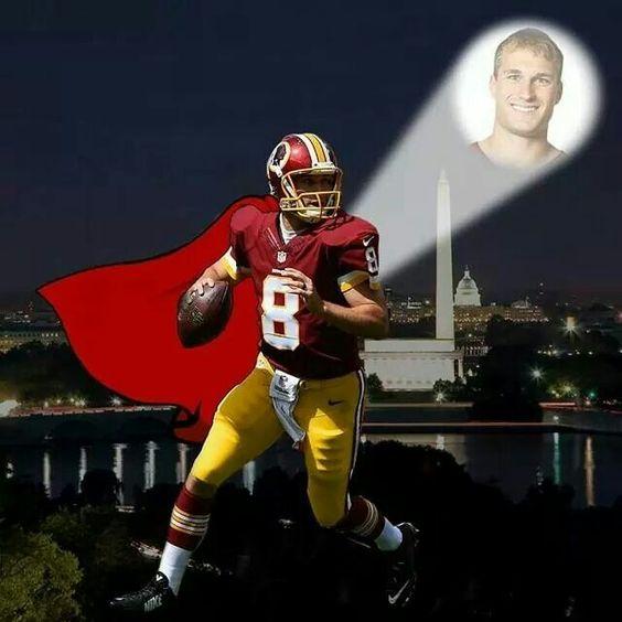 nfl Washington Redskins Kirk Cousins WOMEN Jerseys