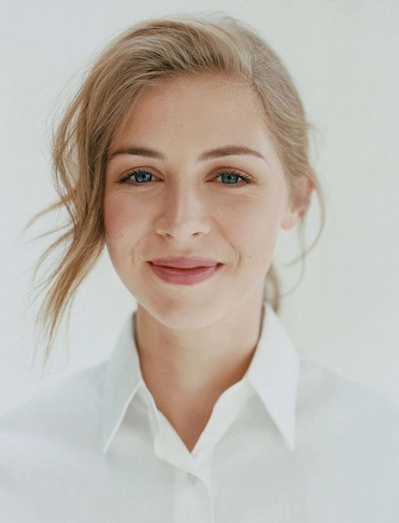 The wonderful Hermione Corfield