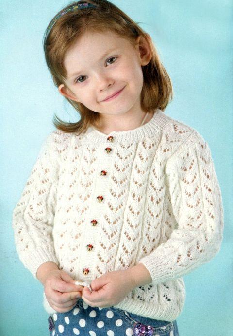 Вязаные модели для детей  Страница 2  Вязание спицами