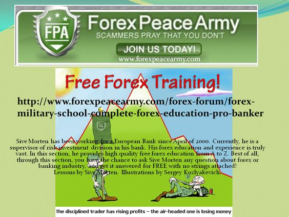 Free forex lessons online