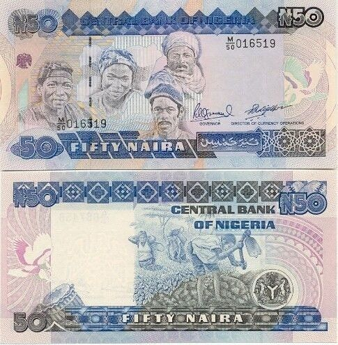 If You Remember This 50 Naira Note You Should Be Married By Now