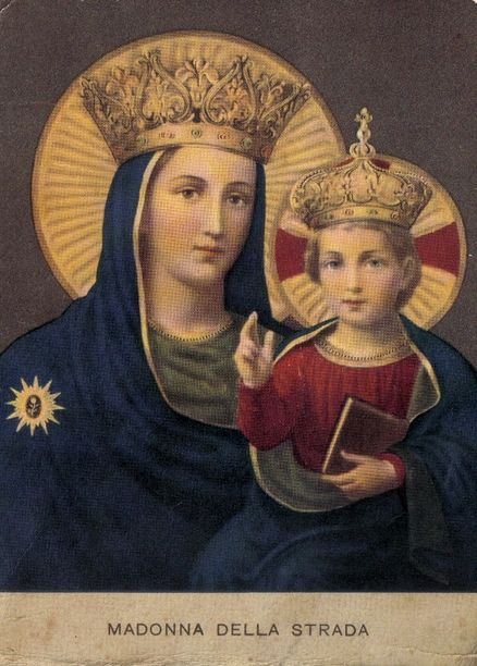 Image result for madonna della strada