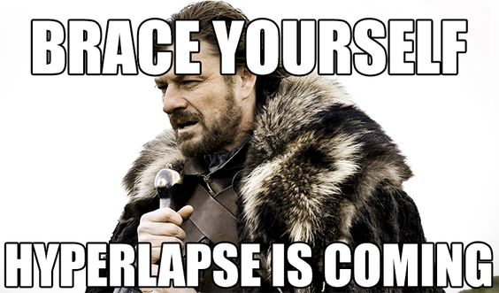 Brace yourself: Hyperlapse is coming http://kaithrun.de/tech/brace-yourself-hyperlapse-is-coming/