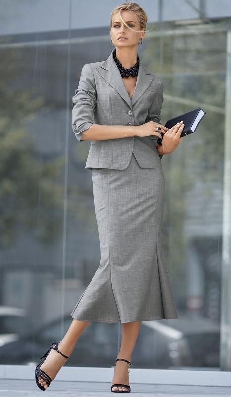 Skirt Suits Uniforms Amazing Dresses Fashion