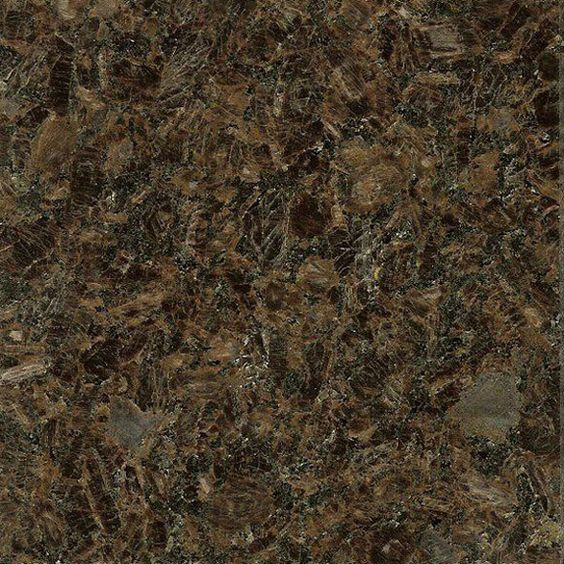 Coffee Brown Granite Countertop Kitchen Pinterest
